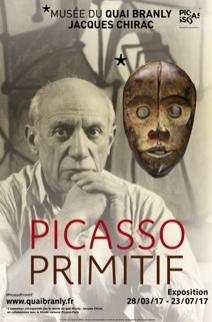 Primitif Picasso Branly
